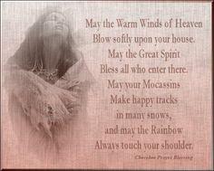 Cherokee Prayer Blessing Native American Prayers, Native American Spirituality, Native American Cherokee, Native American Wisdom, Native American Beauty, Native American History, American Indians, Cherokee Indians, Cherokee Nation