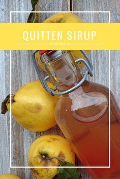 Quitten Sirup