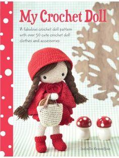 My Crochet Doll | Crochet Doll Pattern Crochet Doll Clothes | InterweaveStore.com