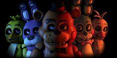 Five Nights at Freddy's, próximas remakes para consolas http://j.mp/22eYB7w |  #FiveNightsAtFreddyS, #Noticias, #Steam, #Tecnología, #Videojuegos