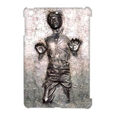 Star Wars Han Solo Carbonite Apple Ipad Mini 3D Case Cover, $19.89 #ipad #ipadmini #ipadcase #ipadcover #StarWars #R2D2 #RobotDroid #BobaFett #DarthVader #HanSolo #StormTroop #JoinTheEmpire #EmpireStrikes #Carbonite