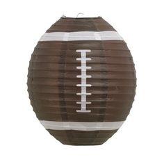 Football Paper Lantern