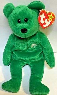 Ty Beanie Baby Whisper The Deer Fawn New Retired 1997 Plush Toy MWMT Ships FREE