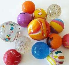 bliss bloom {blog} ~ a craft and lifestyle journal: [Make] Bouncy Ball Photo Stands