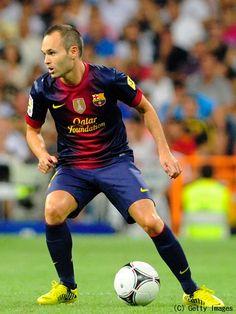 欧州最優秀選手選出を喜ぶイニエスタ「これまでの努力が実を結んだ」:ゲキサカ[講談社] 無料サッカー速報