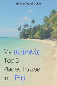 Travel Highlights Fiji: Ultimate Top 5 Places To See Five authentic things to do when you find yourself in Fiji. Source by havekidswilltra Romantic Destinations, Top Travel Destinations, Nightlife Travel, Romantic Travel, Places To Travel, Travel Tips, Travel To Fiji, Thailand Travel, Asia Travel