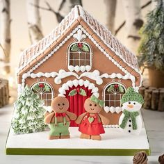 Christmas Wishes, All Things Christmas, Christmas Time, Xmas, Christmas Recipes, Homemade Gingerbread House, Christmas Gingerbread House, Gingerbread Houses, Pastry School