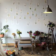 this makes me want to be a florist.