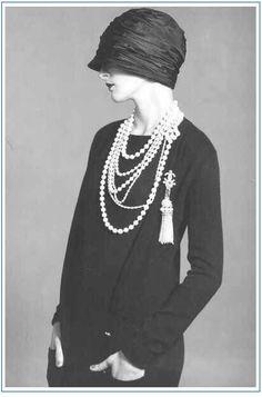 1955 coco chanel joyas
