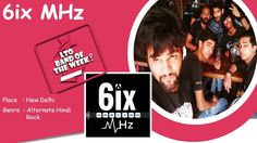 Ques : Whats the #Right #Frequency for Music Happiness ? Answ : The Ideal Frequency for Music Happiness is 6ix MHz :)  Localturnon proudly presents 6ix MHz as its #LTO #Band #Of #The #Week. They have the perfect frequency of Music to make U sway and swoon. Read about this fantastic band on #LTO #Blog.  #turn #on #Music || #turn #on #happiness || #turn #on #life !