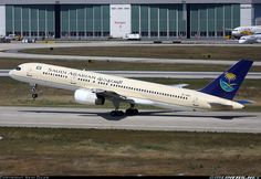 Saudi Arabian Airlines (Atlasjet Airlines) TC-OGT Boeing 757-256 aircraft picture
