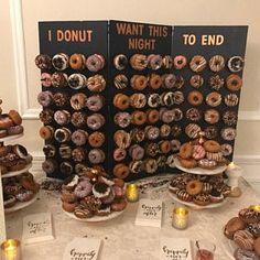 34 Mouth-watering Wedding Dessert Table Ideas | Wedding ...
