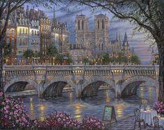 Paris <3 by Robert Finale -