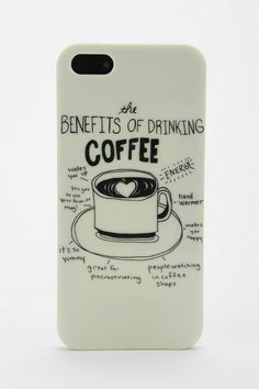 UO Coffee iPhone 5/5s Case