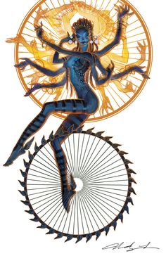 Shiva........this would be an incredible tattoo