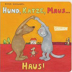 Hund, Katze, Maus ... Haus! Die Großen Kleinen: Amazon.de: Dunja Schnabel: Bücher