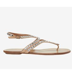 d0374f2289a3 Brides.com  19 Summer Sandals for Any Outdoor Wedding