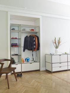 Home I Office I Interior I Furniture I Wardrobe & Sideboard by System 180 - Design Made in Berlin