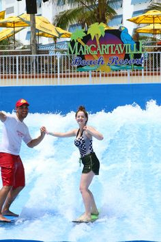 Florida Day 4... Sun And Fun on Hollywood Beach With Kids at Margaritaville Beach Resort! AD