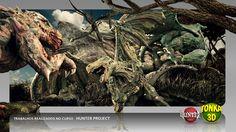 Trabalhos feitos no curso 3D Hunter Project. Ver mais: http://www.tonka3d.com.br/curso-3d-total-hunter-project.html