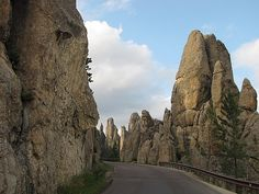 Needles Highway, near Mt. Rushmore.....love this place