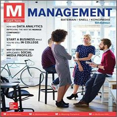Financial institutions management a risk management approach 9th m management 5th edition by bateman snell konopaske test bank 1259732800 9781259732805 download free sample 1259732800 fandeluxe Gallery