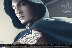 ACWNR Eruri Week #4 - 1a - BNaumovski(Borivoje/Ori) Erwin Smith, Delusor(Damien) Levi Cosplay Photo - WorldCosplay