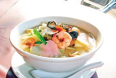 Nagasaki Champon Noodle.