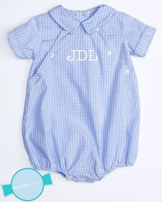Have you seen our Walker Bubble in Blue Woven Check?? He is one of our favorite bubbles for this season and would look great with a monogram!!!   AVAILABLE ONLINE & IN STORES! #monogrameverything #boybubble #littleenglishclothing #littleenglish #traditionalchildrenswear