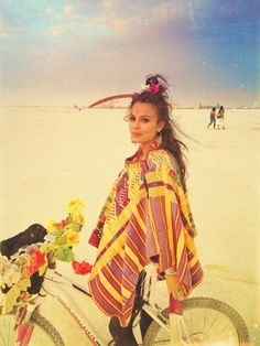 Burning man, burner, Nathalie kelley