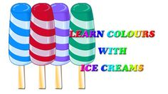 Learning%20Colors%20with%203D%20Soft%20Ice%20Cream%20for%20Kids%20Childr...
