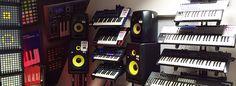 PMT Norwich keyboards