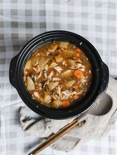 Thanksgiving Leftovers: Turkey Stew Recipe in a slow cooker