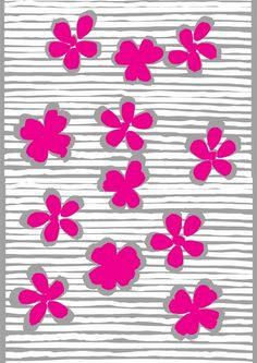 flowers 01 Art Print by ioanaluscov Textile Patterns, Textiles, Art Prints, Paper Envelopes, Christmas, Flowers, Cloths, Fabrics