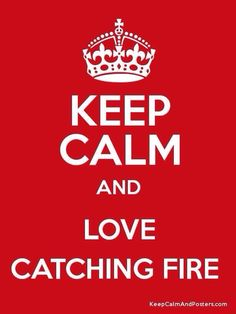 Hunger Games / Catching Fire / Keep Calm And...