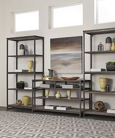 Another great find on #zulily! Barnside Metro Entertainment Center by Home Styles #zulilyfinds