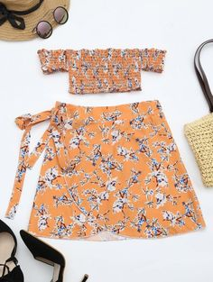 GET $50 NOW | Join Zaful: Get YOUR $50 NOW!http://m.zaful.com/floral-print-crop-top-and-skirt-set-p_289942.html?seid=3610064zf289942