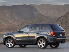 2007 jeep grand cherokee srt8 - Google Search