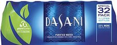 Dasani Bottled Water, 32 Count >>> More info could be found at the image url.
