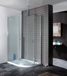 Simpsons Design Semi Frameless Offset Quadrant Shower Enclosure is  available in three sizes 1000 x 1200 x 800 and 1200 x and has been produced  using the  Utile 32 Inch x 48 Inch Corner Shower Stall in Metro Ash Grey  . 32 Inch Corner Shower. Home Design Ideas