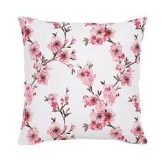 Cherry Blossom Nursery Décor by Carousel Designs.