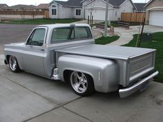 Thought id share. - The 1947 - Present Chevrolet & GMC Truck Message Board Network 87 Chevy Truck, Classic Chevy Trucks, Chevrolet Trucks, Gmc Suv, Lifted Chevy, Classic Cars, Lowrider Trucks, C10 Trucks, Pickup Trucks