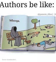 writing memes and fun, writer's life Stupid Funny Memes, Funny Relatable Memes, Haha Funny, Hilarious, Writer Memes, Book Memes, Memes Humor, Writing Problems, Book Fandoms
