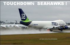 Touchdown Seahawks! ( Seattle Seahawks @Seahawks Philadelphia, PA )