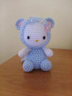 Crochet hello kitty patterns