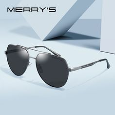 33af234e1 MERRYS DESIGN Men Women Classic Retro Rivet Polarized Sunglasses TR90 Legs  Lighter Design Oval Frame UV400 Protection S8126