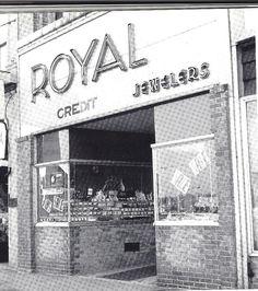 Royal Jewelers, State Street, New London, CT