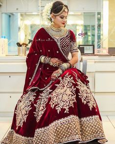Head To These Designers Now For Some Trending And Unique Engagement Dresses. Indian Bridal Outfits, Indian Bridal Fashion, Pakistani Bridal Dresses, Indian Bridal Wear, Indian Dresses, Wedding Lehenga Designs, Indian Wedding Lehenga, Designer Bridal Lehenga, Bridal Lehenga Choli