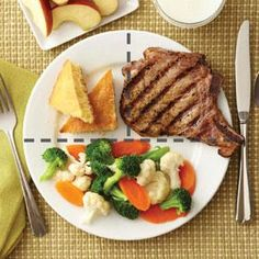 23 easy plate method dinners diabetic living dinners and easy plate method meal ideas diabetic mealsdiabetic forumfinder Image collections