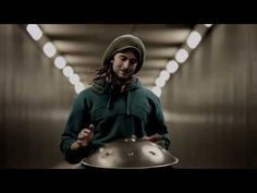 ▶ Daniel Waples - Solo hang played in a tunnel :) (HD) - youtube...lets go find him and witness this in person!